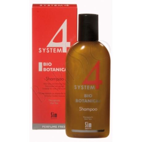 Sim Sensitive System 4 Bio Botanical Shampoo 215ml