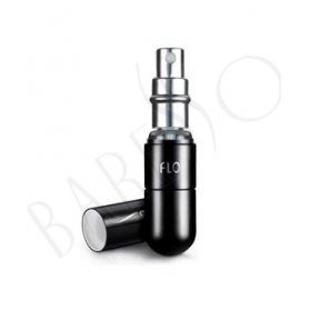 Flo Refillable Fragrance Atomizer 6mm (77 Spray) Svart