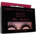Miss Cosmetica Twentyfour Lashes Beauty Glamour