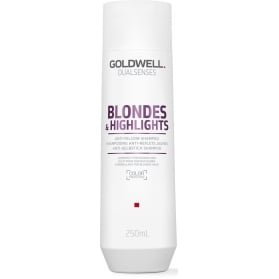 Goldwell Dualsenses Blondes & Highlights Fade Stop Shampoo 250ml
