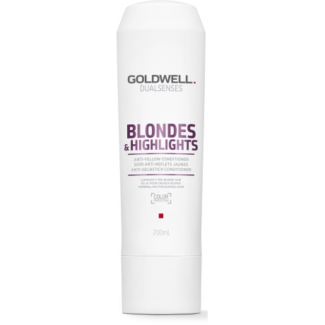 Goldwell Dualsenses Blondes & Highlights Fade Stop Conditioner 200ml