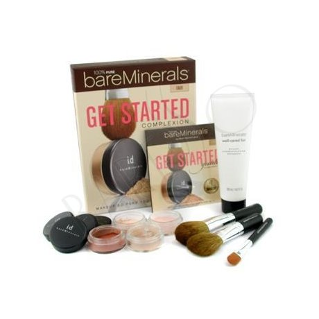 BareMinerals Get Started 8 piece get started Kit Fair