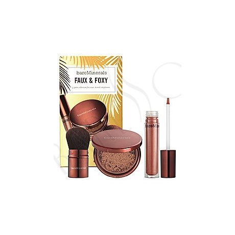 id bareMinerals Faux and Foxy kit