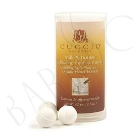 Cuccio Naturalé Manicure Soak Balls Milk & Honey
