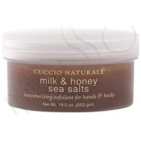 Cuccio Naturalé Sea Salt Grovkornig Milk & Honey