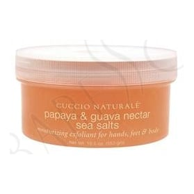 Cuccio Naturalé Sea Salt Grovkornig Papaya & Guava Nectar