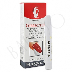 Mavala Correcteur for Nail Polish 4,5ml