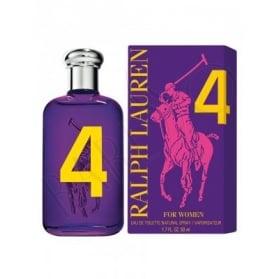 Ralph Lauren Big Pony 4 Woman edt 100ml