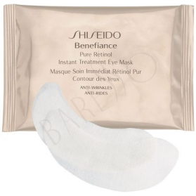 Shiseido Benefiance Pure Retinol Instant Treatment Eye Mask x 12st