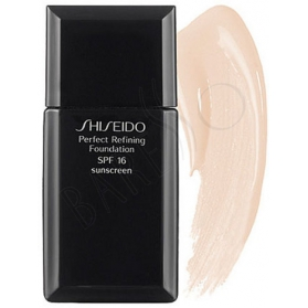Shiseido Perfect Refining Foundation SPF15 B20 Natural Light Beige