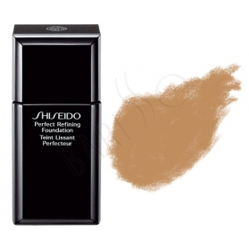Shiseido Perfect Refining Foundation SPF15 B100 Very Deep Beige