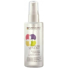 Pureology Colour Stylist Radiance Amplifier Anti-Frizz Shine Spray