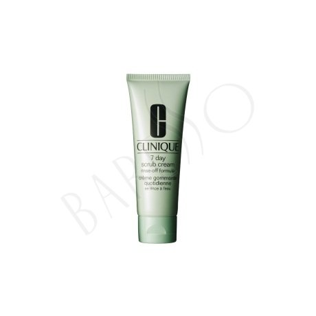 Clinique 7 Day Scrub Cream Rinse-Off Formula 100ml