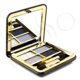 Estee Lauder Eyeshadow Signature Eyeshadow Quad Blue Smoke