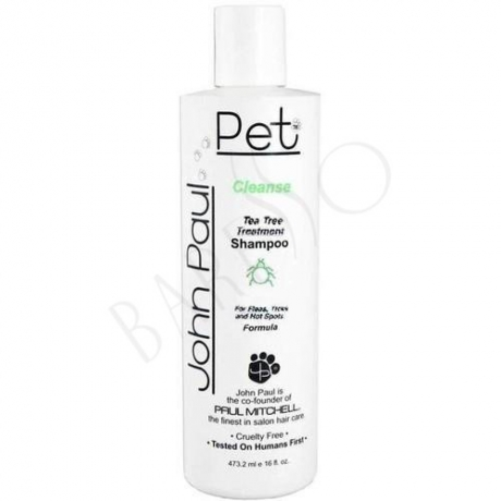 John Paul Pet Tea Tree Treatment Shampoo 473,2ml