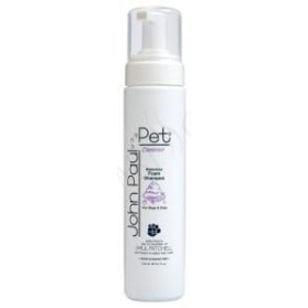 John Paul Pet Waterless Foam Shampoo for Dogs & Cats