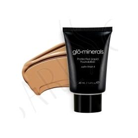 GloMinerals Liquid Foundation Satin Honey