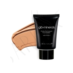 GloMinerals Liquid Foundation Satin Beige Light