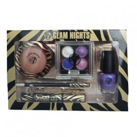 W7 Glam Nights - Purples and Pinks