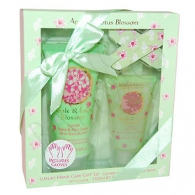 Heathcote & Ivory Apple & Lotus Blossom Luxury Gift Set