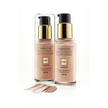 Max Factor Facefinity 3in1 Foundation Beige 30ml