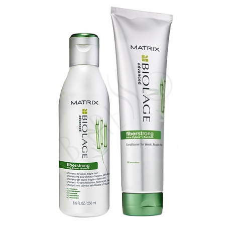Matrix Biolage Fiberstrong Shampoo 250ml + conditioner 200ml