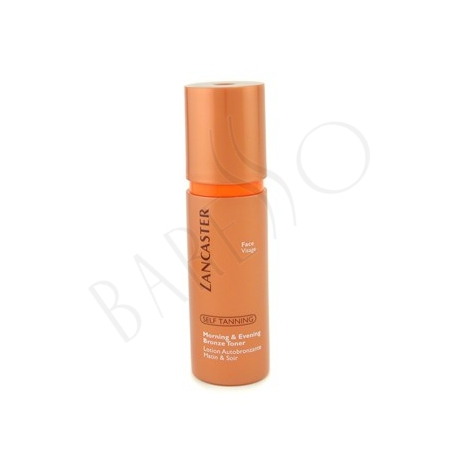 Lancaster Self Tanning Morning & Evening Bronze Toner 150ml