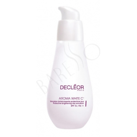 Decleor aroma white C+ protective brightening day emulsion SPF15 50ml