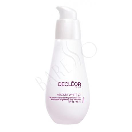 Decleor aroma white C+ protective brightening day emulsion SPF15 50ml