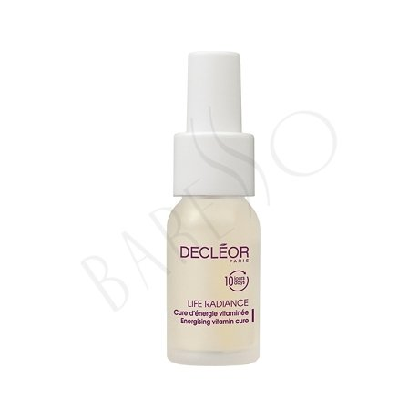 Decleor life radiance energising vitamin cure 10ml