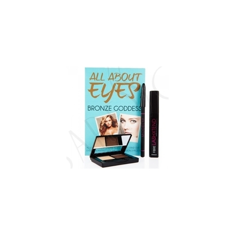 Model Co All About Eyes Bronze Goddess 3pc