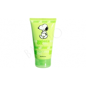 Snoopy Fragrance Groovy Green Shower Gel 150ml