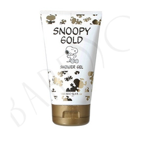 Snoopy Fragrance Gold Shower Gel 150ml