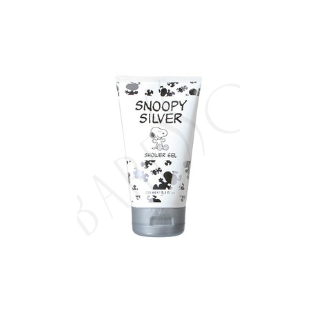 Snoopy Fragrance Silver Shower Gel 150ml