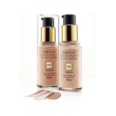 Max Factor Facefinity 3in1 Foundation - Sand 30ml