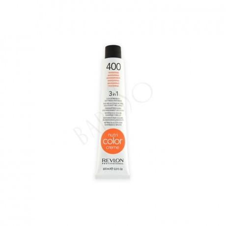 Revlon Professional Nutri Color Creme 400 Tangerine Tube 100ml