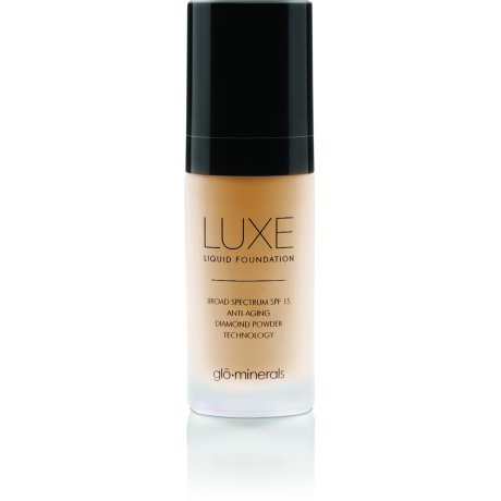 GloMinerals - LUXE Liquid Foundation - Brulee 30ml