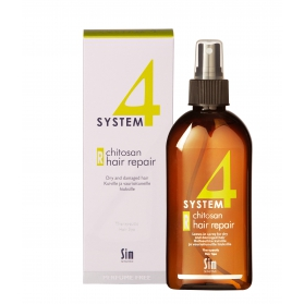 Sim Sensitive System 4 Chitosan Hair Repair R
