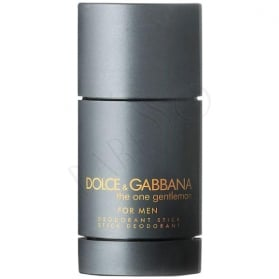 Dolce & Gabbana for Men The One Gentleman Deo 75ml