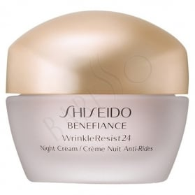 Shiseido Benefiance Wrinkle Resist24 Night Cream 50ml
