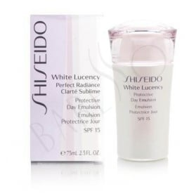 Shiseido White Lucency SPF15 Protective Day Emulsion 75ml