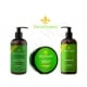 Dermorganic Daily Conditioning Shampoo+Conditioner+windswept paket