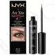 Nyx Cosmetics Are You Depreyeved Of Full Lashes Liquid Liner