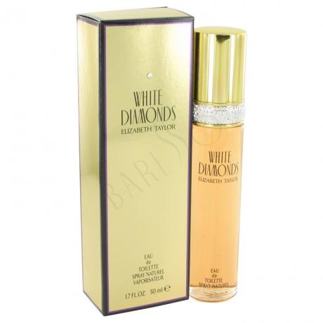 Elizabeth Taylor White Diamonds edt 50ml
