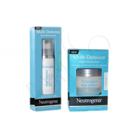 Neutrogena Multi Defence Daily Moisturiser & Night Moisturiser
