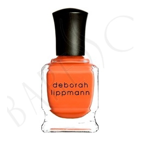 Deborah Lippmann Luxurious Nail Colour -  Lara's Theme - Created with Lara Stone