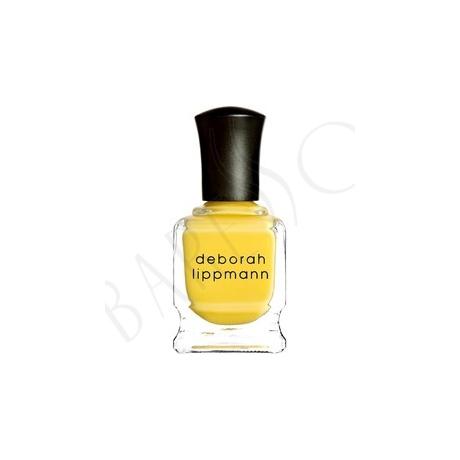 Deborah Lippmann Luxurious Nail Colour - Yellow Brick Road 15ml