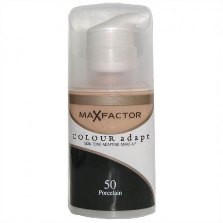 Max Factor Colour Adapt Foundation Porcelain