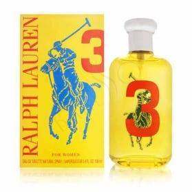 Ralph Lauren Big Pony 3 Edt 100ml
