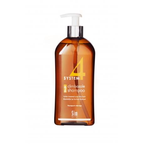 Sim Sensitive System 4 Climbazole Shampoo 2 - 500ml